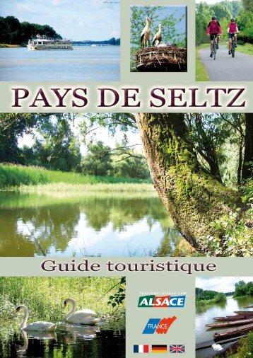 Guide Touristique - Office de Tourisme de Seltz