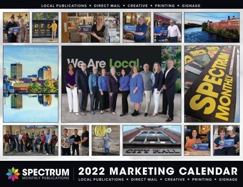 Spectrum Marketing Calendar 2021