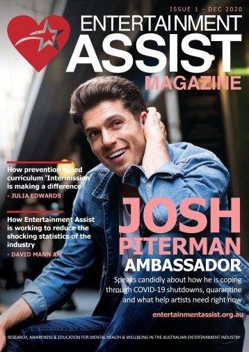 Entertainment Assist Magazine - Issue 1
