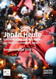 Japan Heute Sammelausgabe 2020, PASCH Japan_OAS