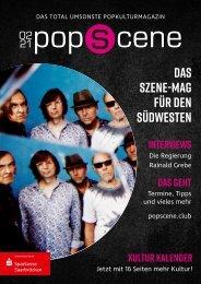 POPSCENE + KULTURKALENDER_2021.02_Cover