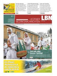 LBN Nr. 1 I Jänner 2021
