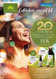 Vita Nova Angebote Februar 2021