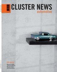 Internationale Zuliefererbörse Herbst 2012 ... - CLUSTER NEWS