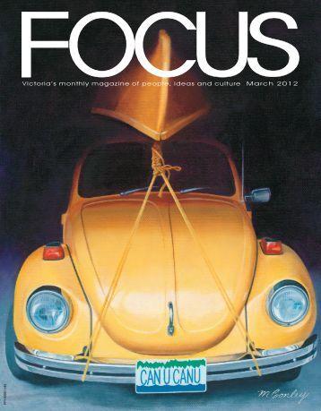 Ger Lyons - Focus Magazine