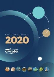 Relatório Anual 2020 - C.Vale