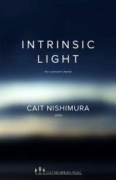 Nishimura - Intrinsic Light