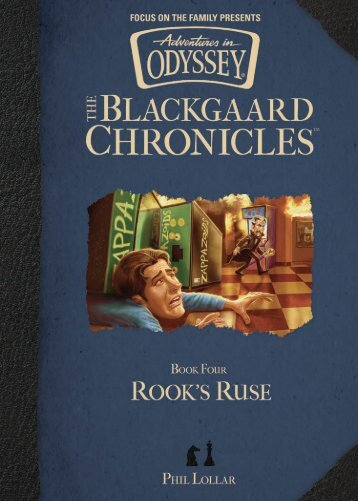 The Blackgaard Chronicles #4 Rook's Ruse