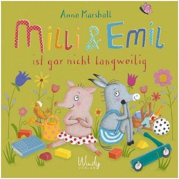 Leseprobe Milli & Emil ist gar nicht langweilig