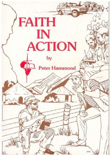 Faith in Action 1989 EDITION