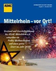 Mittelrhein vor Ort, Ausgabe 04/2017