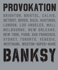 Leseprobe zu »BANKSY – Provokation!«