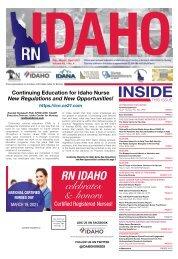 RN Idaho - February 2021