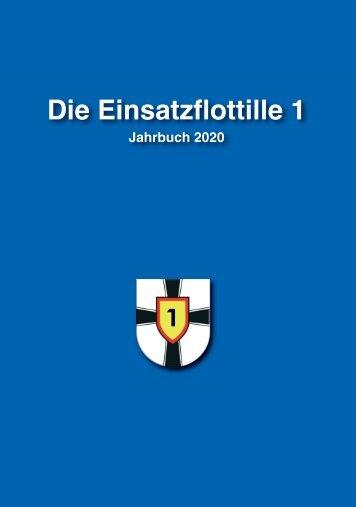 Jahrbuch 2020 der Einsatzflottille 1
