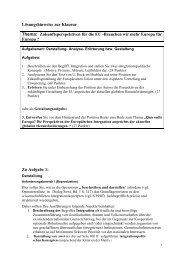 Methodenblatt: Wie gestalte ich eine politische Rede? - Dialog SoWi