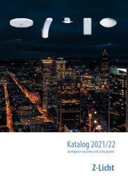 Z-Licht Katalog DE 2021/22