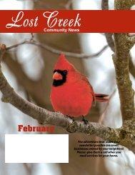 Lost Creek February 2021