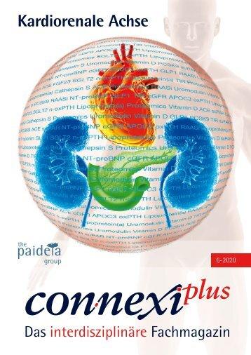 Leseprobe CONNEXIPLUS 2020-6 Kardiorenale Achse