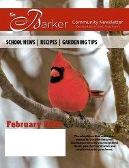 Barker February 2021