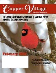 Copper Village February 2021