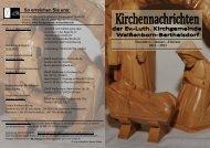So erreichen Sie uns: - Luth. Kirchgemeinde Weißenborn-Berthelsdorf