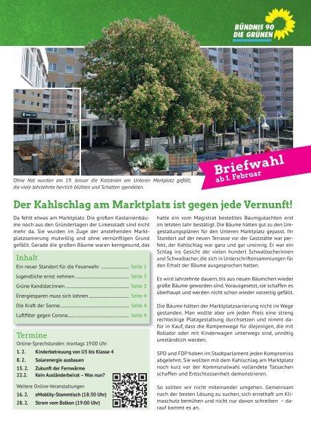 Grüne Zeitung