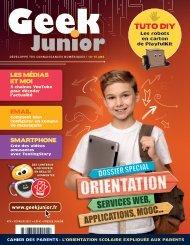 Geek Junior N°9 - février 2021 - extrait