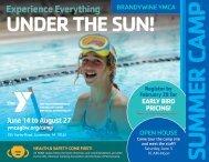 Brandywine YMCA Summer Camp Guide - 2021