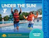 Lionville Community YMCA Summer Camp Guide - 2021