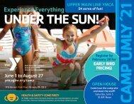 Upper Main Line YMCA Summer Camp Guide