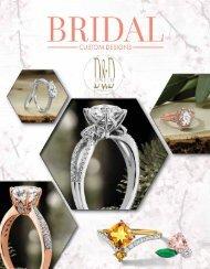 Bridal Custom Design Engagement Rings