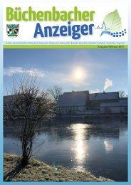 Februar 2021 - Büchenbacher Anzeiger