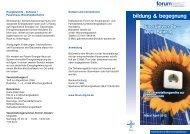 Flyervordruck Energiewende - Mein Beitrag MG KathForum MG-HS ...