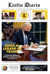 Listín Diario 31-01-2021