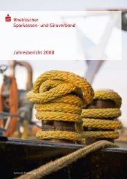 s Rheinischer Sparkassen- und Giroverband Jahresbericht ... - RSGV