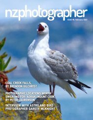 NZPhotographer Issue 40, February 2021