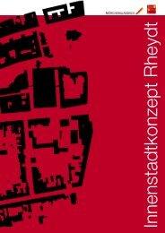 1Innenstadtkonzept Rheydt - Stadt Mönchengladbach