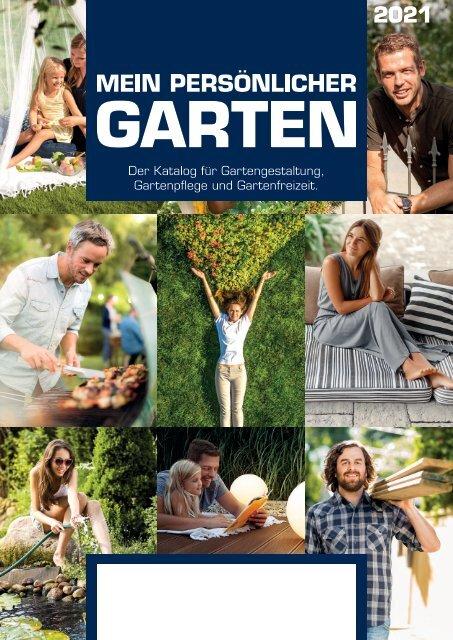 Gartenkatalog 2021 - Holz im Garten - neutral - emo2 - Scobalit - Alpina