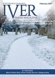 Iver Parish Magazine - February 2021