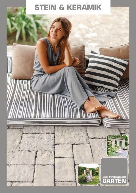Gartenkatalog 2021 - Stein und Keramik - KANN - Nord