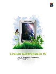 Programa 18º Congresso das Comunicações - As TIC e as Alterações Climáticas
