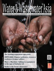 Water & Wastewater Asia January/February 2020