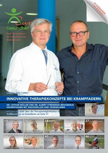Zur Gesundheit 01_2021_Köln ePaper