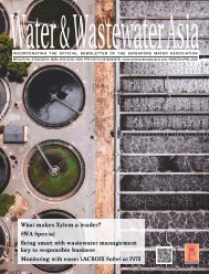 Water & Wastewater Asia March/April 2020