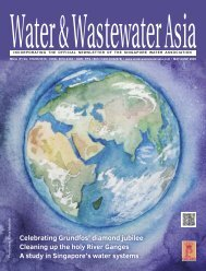Water & Wastewater Asia May/June 2020