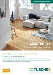 MEISTER Tec – Markenqualität für den Profi