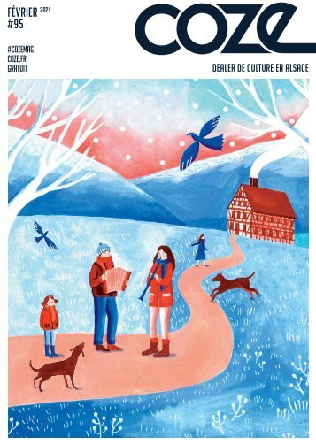 Coze Magazine #95 - Février 2021