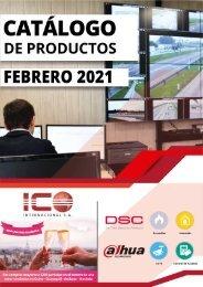 Catalogo Febrero 2021