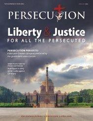 February 2021 Persecution Magazine