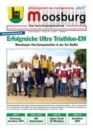 Top -Pre ise! TToooppp - Marktgemeinde Moosburg